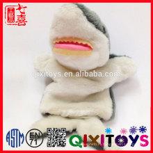Дети Любят Море Животные Дизайн Пользовательские Мягкие Милые Плюшевые Рыба-Марионеток