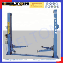china car lift with Manual one Sides Lock Release