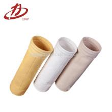 Bolsa de filtro de polvo PPS material no tejido