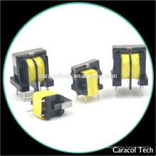MnZn Alta Permeabilidade Ferrite Core PCB Montagem UU Transformer