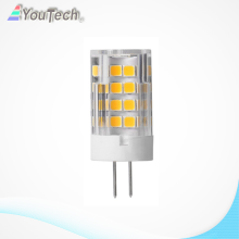 Ampoule en céramique de Dimmable 5W LED G4