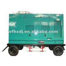 Gerador diesel diesel de reboque 18KW-800KW