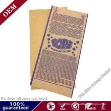 Popcorn Packaging Bags / Kraft Paper Bag for Food Packaging / Microwave Popcorn Bags Homestyle Pop Secret Printed Paper Bags