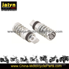 Pedal del pedal de la motocicleta del aluminio /