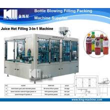 Machine de remplissage de machine de machine de roi de Zhangjiagang