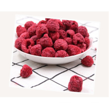 Wholesale delicious Freeze Dried Fruit Raspberries