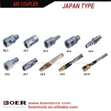 Spritzpistole Luftwerkzeuge Luftkupplung Quich Coupler JQ seriese