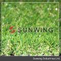 no haga daño a la hierba sintética de la hierba decorativa de 25m m para el lugar de la boda