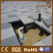 Heavy Loading Plastic Adjustable Pedestal for Raising Floor Pedestal