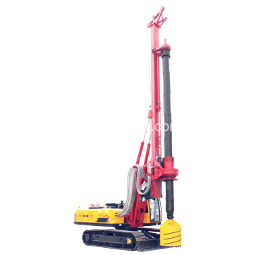 Bohrloch 500-1600 mm Kelly Bar Rotary Auger Drilling Rig