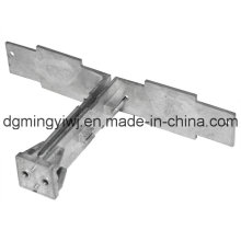 High Quality Zinc Die Casting Product for Fabrication with Electroplating Made in China