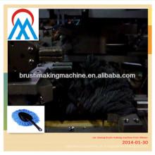 Máquina semiautomática da escova da lavagem de carros do CNC