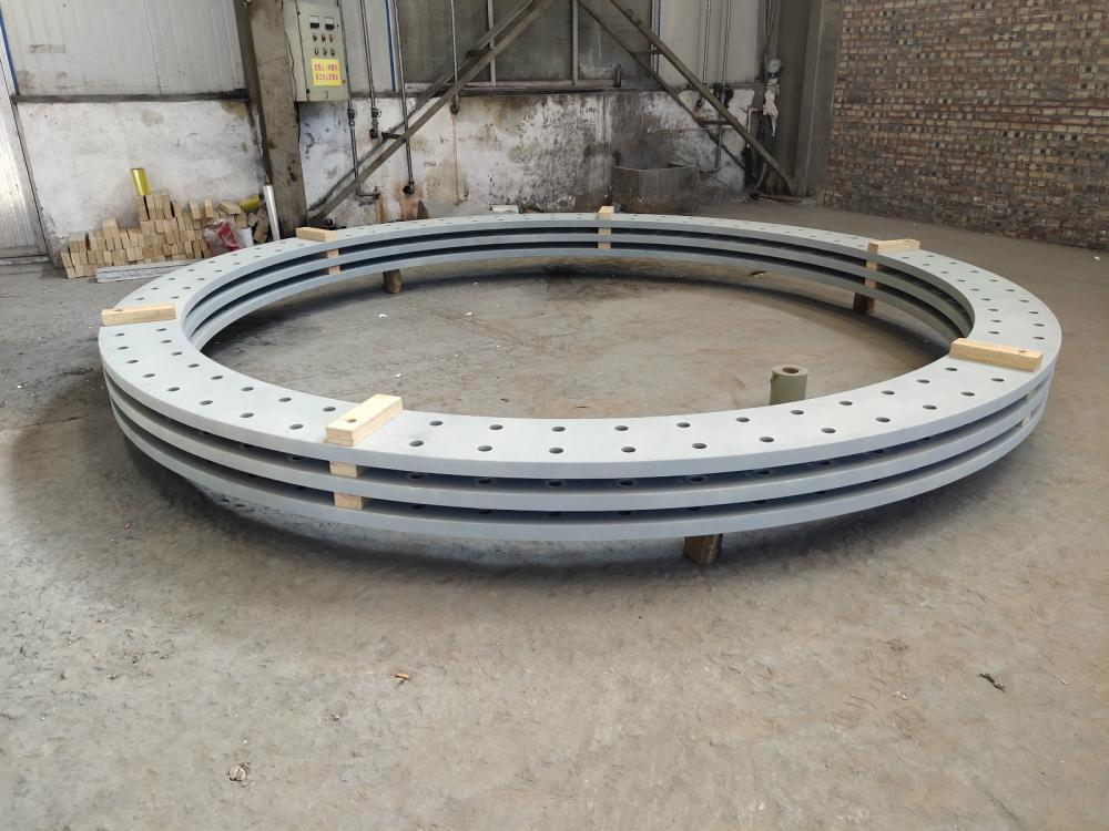 2.0MW Wind Power Anchor Flanges