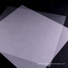 1mm Thick Flexible Polycarbonate Film for Machine Cover
