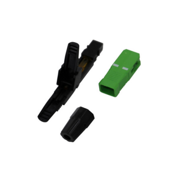 Top Selling Único Modo 0.9mm Sc / upc Fast Conector Para Fttx