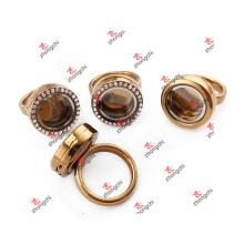 Anneaux en alliage Bijoux Anniversaire / Mariage / Cadeaux / Fête / Engagement Lockets Bijoux (RLJ51024)