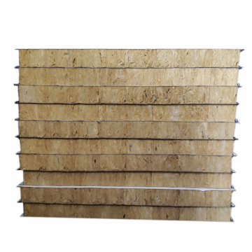 Rock Wool Color Steel Sandwich Panel
