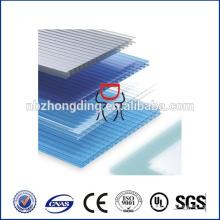 impermeable policarbonato sombrilla hoja de techo