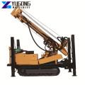 Crawler Drilling Rig air compressors crawler