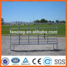 Clôture en maille de bétail galvanisée à haute résistance / panneau de clôture de ferme d'élevage en métal (fabricant)