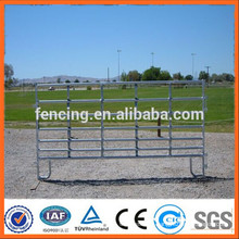 High strength galvanized Cattle mesh fence/ Metal livestock farm fence panel (manufacturer)