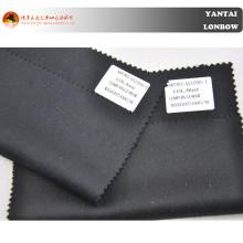Tecido de lã de cashmere italiano pesado para terno 450g / m