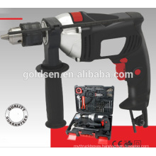 119 PCS Accessory 13mm 710w Power Handheld Combo Tool Kit Portable Electric Impact Drill Set