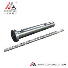 single screw and barrel for plastic blowing machine