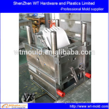 abs part plastic injection mould of tooling mould