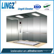 Safe & Low Noise Hospital Elevator