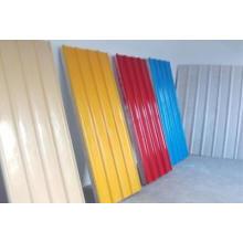 Metal Roof Panels Hoja de acero prepintada / Revestimiento de zinc Gi Gl Steel