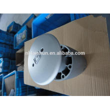 Lamp covers & shades with coating