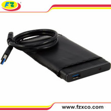 Black USB 3.0 External Hard Drive HDD Enclosure