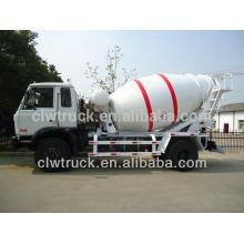 Dimensiones del camión mezclador de hormigón de alta calidad 6M3 Dongfeng