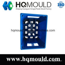 Plastic Crate Injection Tool for 12 Bottle Box Mould