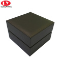 Коробка изготовленного на заказ высокого качества PU кожаный часы