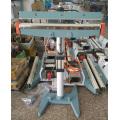Automáticos Pedal sellado máquina pie sellador de eléctrico magnético y cilindro neumático, impresora de código de