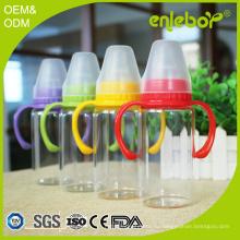 Бесплатная бутылочка для кормления младенца высокого качества BPA