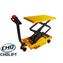 1000KG Scissor Full Electric lifting platform