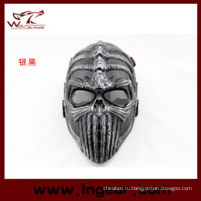 Тактические позвоночника полная маска партии маска Airsoft маска для лица