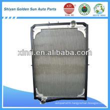 Steyr radiator made of aluminum