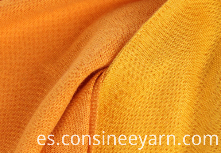 fancy cashmere wool silk yarn