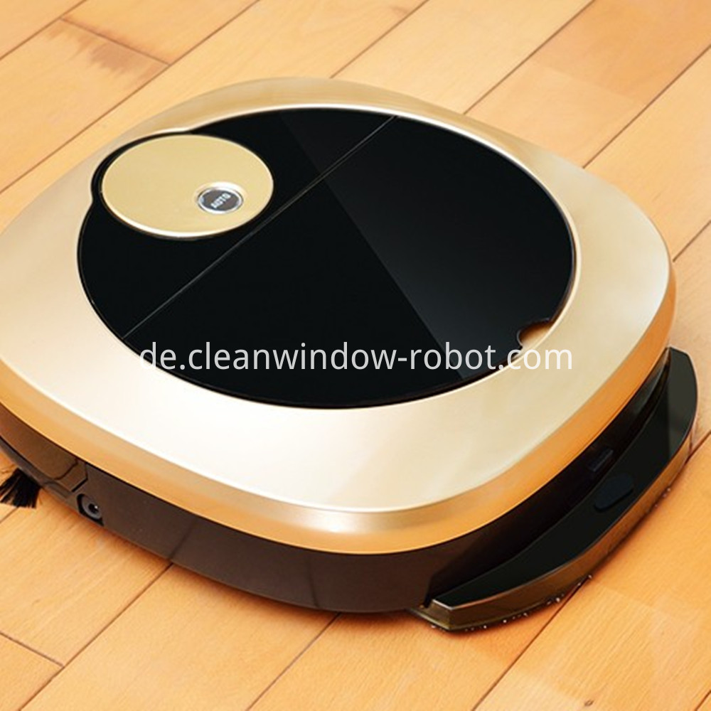 Pet Hairs Mopping Robot (2)