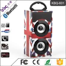Wiederaufladbare Mini Voptop Lautsprecher Tragbare Sreeo Auto Subwoofer aktive Line-Array-Lautsprecher