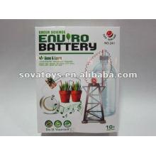 Green Science DIY Battery Set
