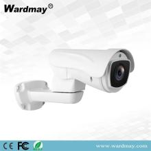 5,0 MP 4X zoom IR Bullet PTZ IP-camera