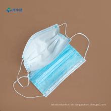 3-lagige medizinische chirurgische Maske Earloop Design