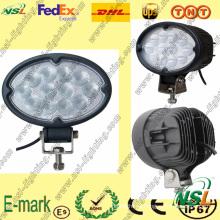 Luz de trabajo LED de 27 W, luz de trabajo LED de la serie Creee, luz de trabajo LED de 2200 lm para camiones