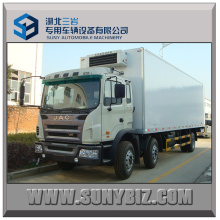 20t 25t JAC 6X2 gekühlter Van Truck