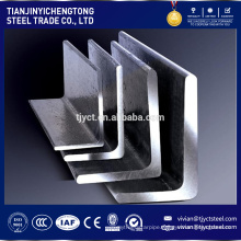 2017 standard length cheap price per kg iron steel angle bar for sale